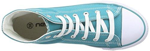 Nebulus - Jersey, Scarpe da ginnastica Donna Blau (malibu)
