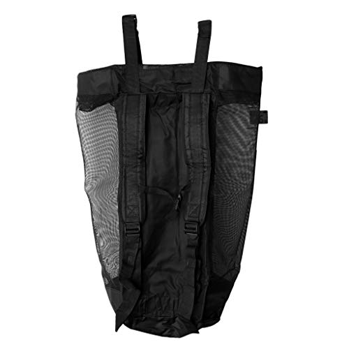 41HMBi ATdL. SS500  - IPOTCH 90L Mesh Carry Shoulder Bag Backpack for Inflatable SUP Stand up Paddle Board - Portable, Lightweight & Quick Dry