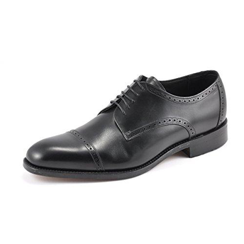 loake-chaussures-de-ville-a-lacets-pour-homme-noir-noir-noir-noir-41