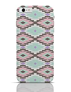 PosterGuy iPhone 6 / 6S Case Cover - Aztec Pattern Digital, Cover, Cushion, Pattern, Print, Cute, Contemporary