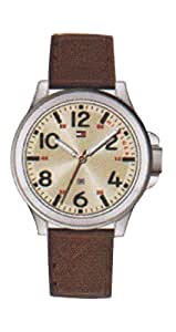 Tommy Hilfiger Analog Gold Dial Men's Watch - TH1790990J