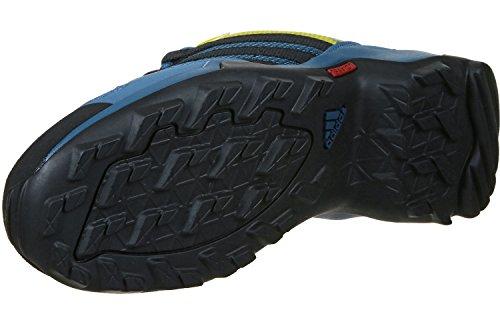 adidas Terrex Ax2r K, Chaussures de Randonnée Mixte Enfant Bleu (Azubas/negbas/limuni)