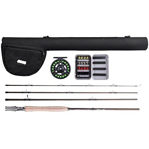 anzer-kit-de-para-pesca-con-mosca-ligero-ultra-portatil-para-pesca-con-mosca-rod-poste-de-grafito-co