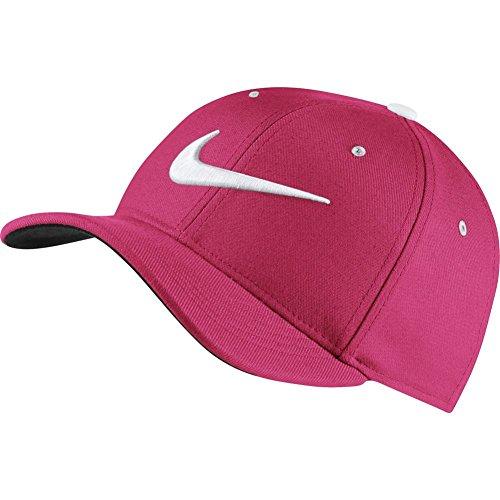 Nike Gorra Aerobill Classic99 Training rosa/blanco/negro talla: Cadetes