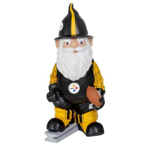 Forever Collectibles NFL Pittsburgh Steelers Team Thematische Gartenzwerg