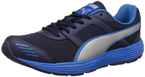 Puma Men's Harbour Fashion Dp Peacoat and French Blue Running Shoes - 11 UK/India (46 EU)