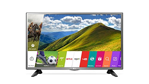 LG 80 cm (32 inches) 32LJ573D HD Ready LED Smart...