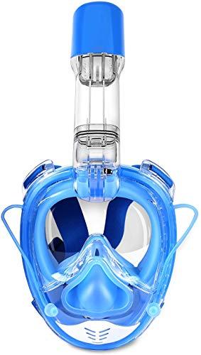 Zoom IMG-1 khroom maschera da snorkeling integrale