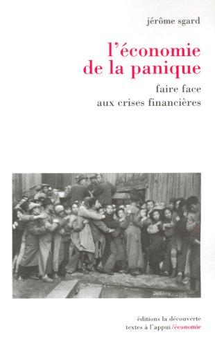 L'Economie de la panique