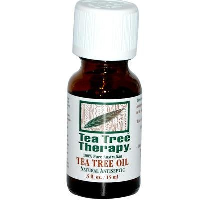 Pure Tea Tree Oil - 0.5 oz ( Multi-Pack) by Tea Tree Therapy