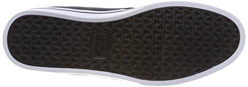 Etnies Jameson 2 Eco - Chaussures de Skateboard - Homme Bleu (467-navy/tan/white)
