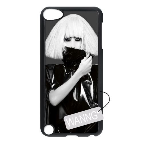 Lady Gaga Ipod Touch5 Durable Case, Lady Gaga Custom Case for Ipod Touch5 at WANNG