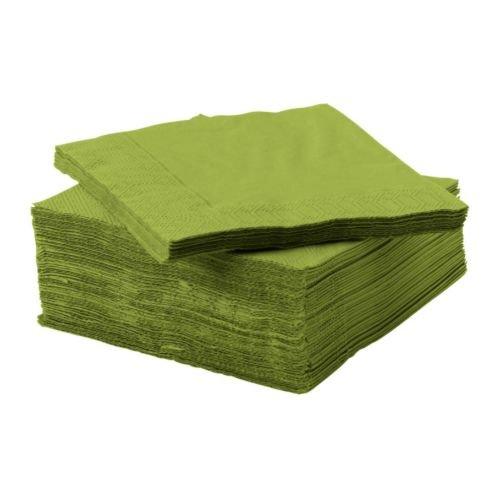 ikea-fantastisk-tovaglioli-di-carta-misura-media-colore-verde-confezione-da-50-pezzi-24-x-24-cm
