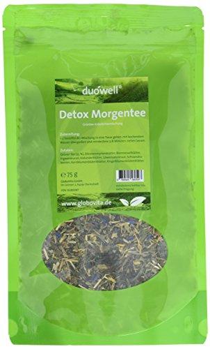 duówell Detox Morgentee, 1er Pack (1 x 75 g)