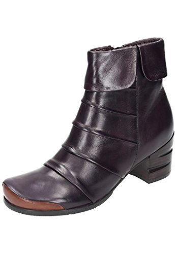 Everybody bottines pour femme violet Rouge - Rouge