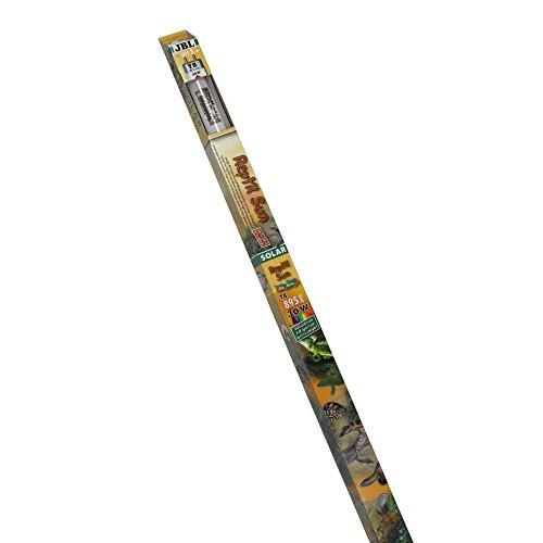 JBL 61653 Spezial Terrarienleuchtstoffröhre für Wüstentiere, Solar, 89.5 cm, 30 W, Solar Reptil Sun T8
