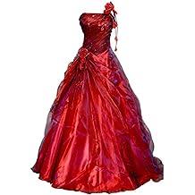 Suchergebnis Auf Amazon De Fur Brautkleid Rot