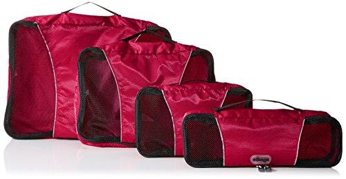 ebags-cubes-de-voyage-sacs-de-rangement-bagage-lot-de-4-classic-plus-framboise