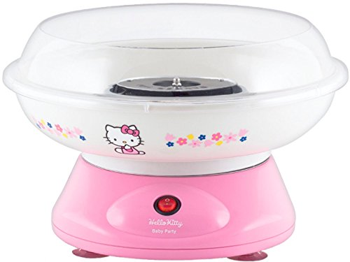 Beper hk-d429 W Zuckerwatte-Maschine, Motiv Hello Kitty (Geburtstag Motiv Hello Kitty)