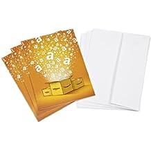 Amazon.de Geschenkgutschein in Grußkarte im Multi-Pack - 3 Gutscheine - mit kostenloser Lieferung am nächsten Tag