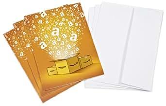 Amazon.de Grußkarte mit Geschenkgutschein - 3 Karten zu je 15 EUR (Alle Anlässe)