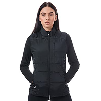 Adidas Climawarm Full-Zip Quilted