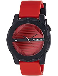 Fastrack Analog Multi-Colour Dial Men's Watch - 38022PP09