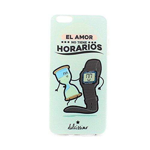 Dulcissimo Funda iPhone 6s Plus/6 Plus - Diseño Horarios