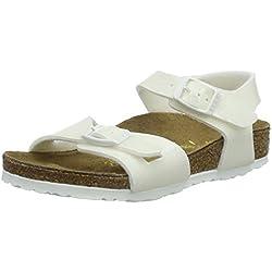Huhua Sandals For Boys, Sandali bambini, Bianco (White), 3-6 Months
