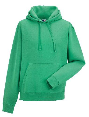 Z265 Authentic Hooded Sweatshirt Kapuze Kapuzenshirt, Farbe:Apple;Herrengrößen:3XL -