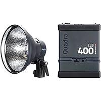 El poucesrom EL10417,1 portable 400 Flash ELB Action Noir