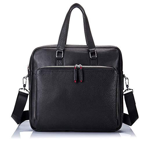 DJHAJDFH Männer Aktentasche Laptop Männer Handtasche Computer Taschen Tote für Männer Crossbody Umhängetasche Designer -