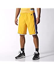 adidas Herren Intnl Swingman Shorts NBA Laker