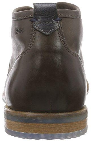 Sioux Scurio Herren Chukka Boots Braun (sigaro/testa-di-m.)
