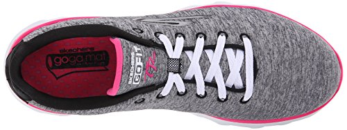 Skechers Go Fit TR Stellar Women's Trainers Sneaker fitness GOga Mat grey GYHP