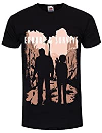 Grindstore Men's Endure & Survive T-Shirt Black