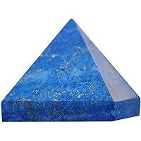 Healing Crystals India®: Natürlicher Lapislazuli 25-30 mm Pyramide Feng Shui Spirituelle USUI Reiki Healing Energy... preisvergleich bei billige-tabletten.eu