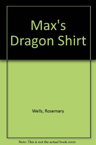 Max's dragon shirt.