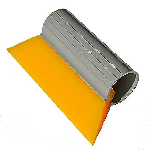 Ehdis Mini Turbo Andrückrakel Window Film Werkzeuge Schlauch Gummischieber Wasser Blatt Aufkleber Wrap-Applikator 5.5x2.8x1.4Inch (14x7x3.5CM) des Auto Tint