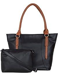 ADISA AD4036 Women Handbag With Sling Bag Combo