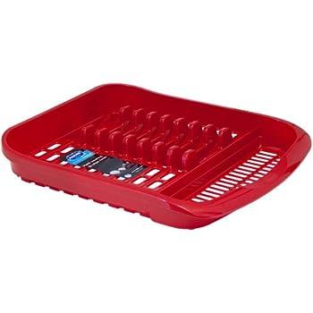 Addis Plate Rack, Roasted Red
