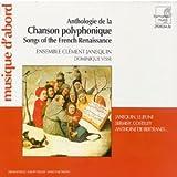 Anthologie De La Chanson Polyphonique [Import anglais]
