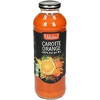 Vitabio Jus Cocktail Carotte-Orange 500 ml - Lot de 3