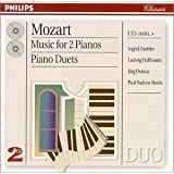 Mozart: Music for 2 Pianos; Piano Duets
