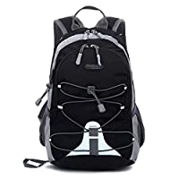 GEESENSS Unisex Hiking Backpack Waterproof 20L Outdoor Backpacks for Men Women, Outdoor Mountaineering Lightweight Daypacks for Travel Camping