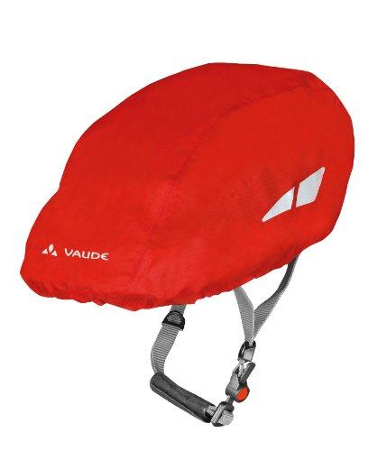 Vaude Fahrradhelmüberzug rot Einheitsgröße