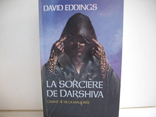 La sorcière de Darshiva (La Mallorée)