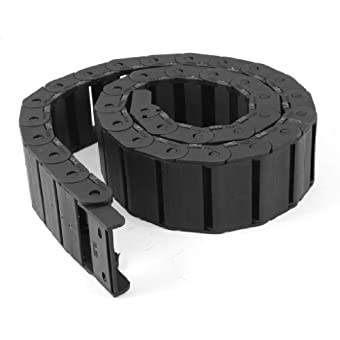Semi Flexible Towline frein de chaîne de transport 18 mm x 50 mm