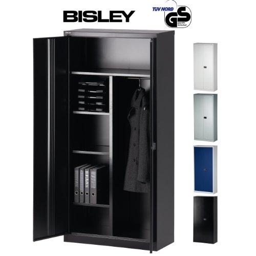 Bisley Schrank - Aktenschrank mit Garderobenschrank