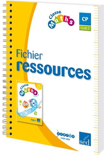 Classe Maths CP Cycle 2 : Fichier ressources